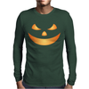 Halloween Party Mens Long Sleeve T-Shirt