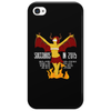 Halloween Succubus Meets Simpsons Style! Phone Case