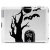 Halloween Tombstone Tablet