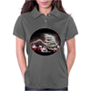 """HALLOWEEN YEAR"" By Rouble Rust Womens Polo"