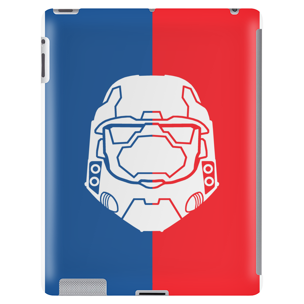Halo Master Chief (Poster and case Edition) Tablet