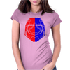 Halo Master Chief Womens Fitted T-Shirt