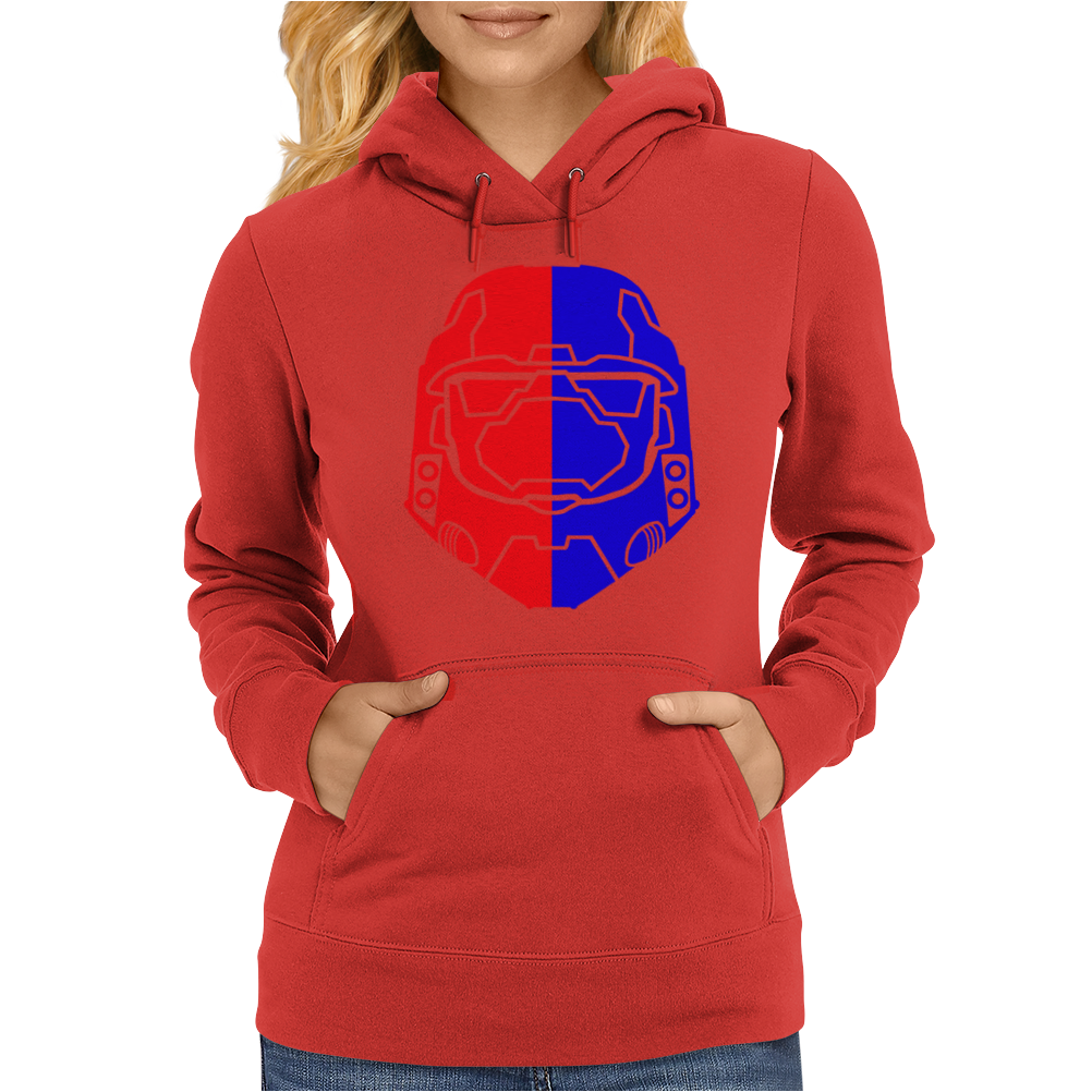 Halo Master Chief Womens Hoodie