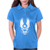 Halo Unsc United Nations Space Command Gamer Womens Polo