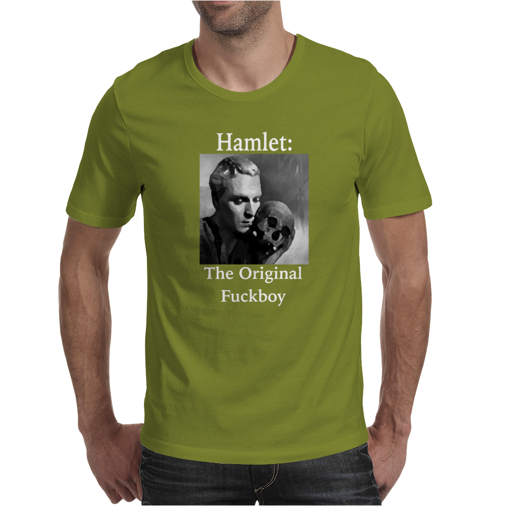 Hamlet T-Shit, Phone Case, Tablet Mens T-Shirt