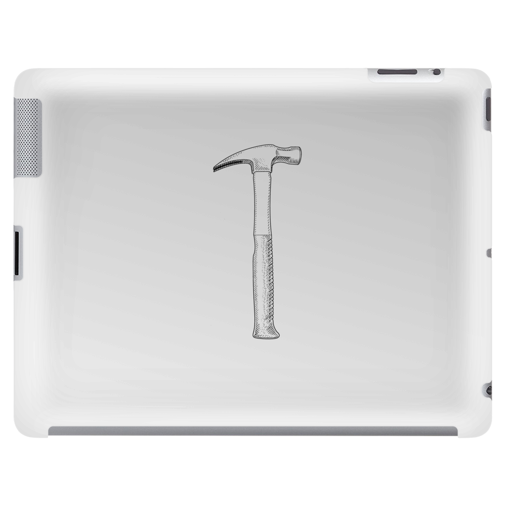 Hammer art, Tablet (horizontal)