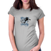 hammer drive Womens Fitted T-Shirt