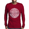 Hamsa Blessing Mens Long Sleeve T-Shirt