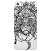 Hamsa Lion Phone Case
