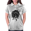 Hamsa Lion Womens Polo