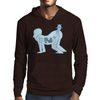 Hamster Butt World X-Ray! Mens Hoodie