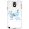 Hamster Butt World X-Ray! Phone Case