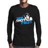 Han Shot First Mens Long Sleeve T-Shirt