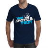 Han Shot First Mens T-Shirt