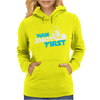 Han Shot First Womens Hoodie