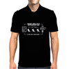 Han Solo's Hoth Survival Camp Mens Polo
