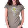 Hand of the Claw Womens Fitted T-Shirt