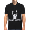 Hands Up Don'T Shoot Mens Polo