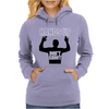 Hands Up Don't Shoot! Mike Womens Hoodie