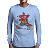 Hands up, guys! Mens Long Sleeve T-Shirt