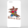 Hands up, guys! Phone Case