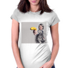 Hand's UP Womens Fitted T-Shirt