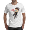 HANDSOME JACK FINGER GUNS Mens T-Shirt