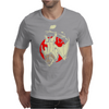 Hang In There Baby Bat Mens T-Shirt
