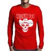 Hank III Mens Long Sleeve T-Shirt