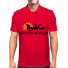 HankCo. SuperWorld Mens Polo
