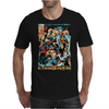 HANNA-BARBERA SUPER HEROES OLD Mens T-Shirt