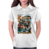 HANNA-BARBERA SUPER HEROES OLD Womens Polo