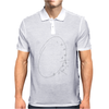 Hannibal Clock Mens Polo