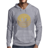 Hannibal Lecter Smiley Face Mens Hoodie