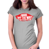 Hans Off the Warp Since 1977 Womens Fitted T-Shirt