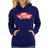 Hans Off the Warp Since 1977 Womens Hoodie