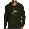 Happiness Can Be Found Phoenix Digital Art Mens Hoodie