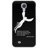 Happiness Can Be Found Phoenix Digital Art Phone Case