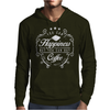 Happiness Coffee Mens Hoodie
