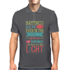 Happiness Mens Polo