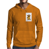 Happy Bear Mens Hoodie