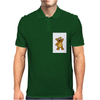 Happy Bear Mens Polo