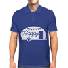 Happy Camper Mens Polo