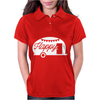 Happy Camper Womens Polo