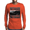 Happy Corner Mens Long Sleeve T-Shirt