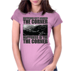 Happy Corner Womens Fitted T-Shirt