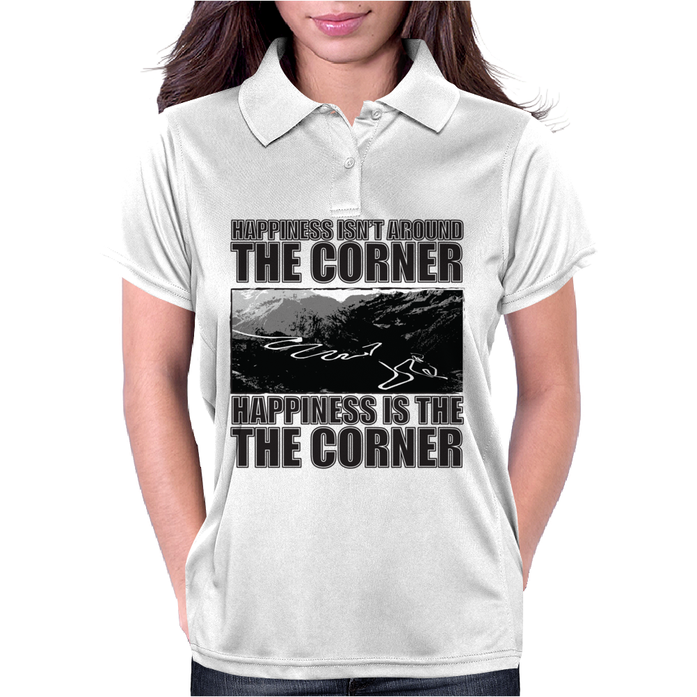 Happy Corner Womens Polo