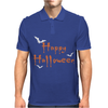 Happy Halloween Mens Polo