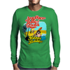 Happy holidays Mens Long Sleeve T-Shirt