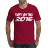 Happy New Year 2016 Christmas Party Mens T-Shirt